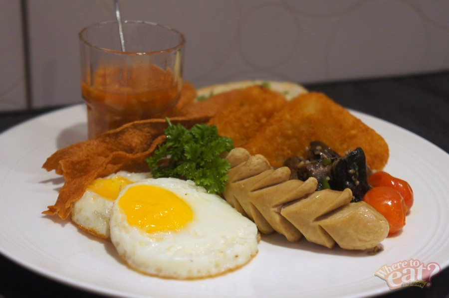 Jean's Classic Breakfast