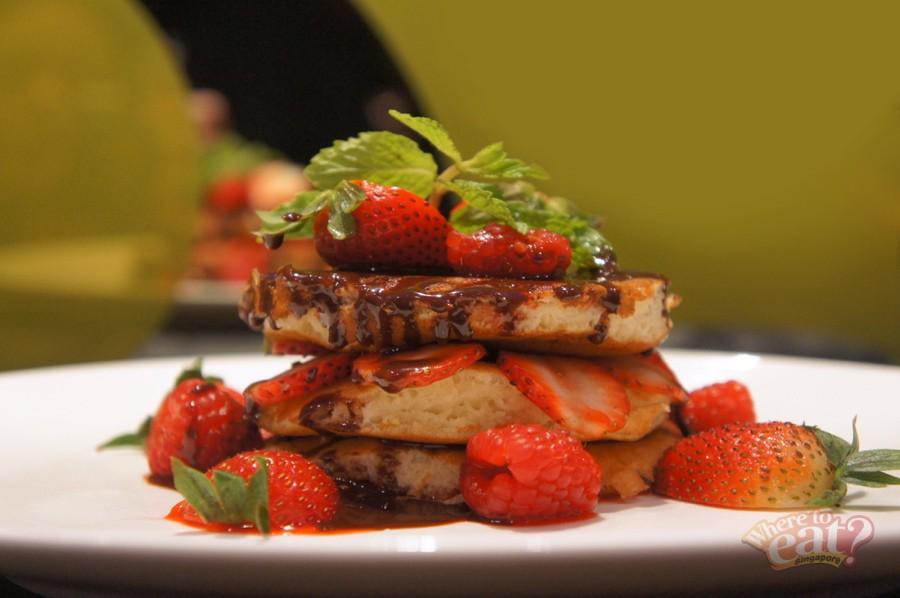Chris's BeRe!Licious Pancake